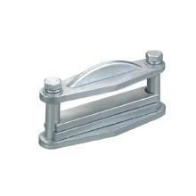 Mnp tipo retangular barra braçadeira para barramento plana