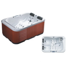 2014 Newest Sex Hot Tub, Bathtubs Small Size, Outdoor Family SPA