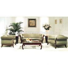Reception living room sofa with coffee table XYN1061