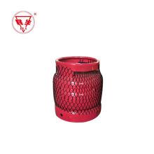 Cilindro de gás composto de butano gpl de 3 kg