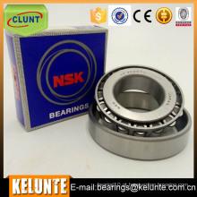 NSK Made in Japan Rolamento de rolos cônicos 33010 Rolamento