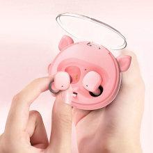 Niedliche drahtlose Bluetooth-Kopfhörer