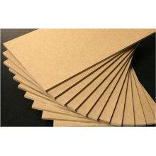 big size raw mdf board 1830*3660*16mm for iran market