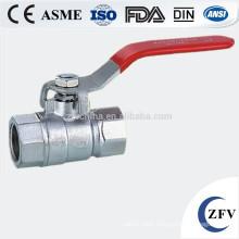 forged 1 inch brass ball valve