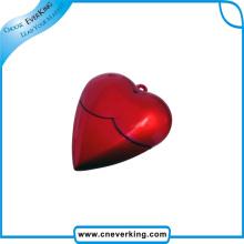 Luxe Girly Heart Shape USB for Girl