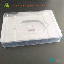 plastic wireless receiver tray with cardboard