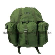 Nosotros color verde Tactical Mochila militar Molle camuflaje (HY-B092)