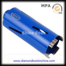 Alta calidad de base del diamante brocas de perforación