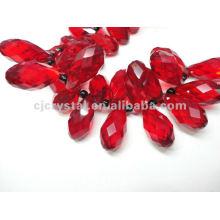 Grow water beads,teardrop beads