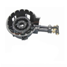 Hot Selling Ce Approval 2 Ring Cast Iron Gas Burner