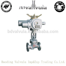 API electric globe valve with high quality
