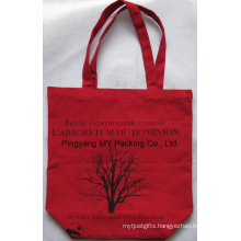 Recycle Protective Printed Folding Cotton Bags