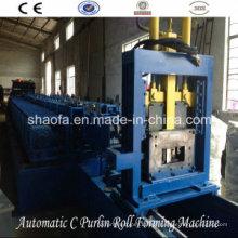 Perfiladeira automática para Purlin C (AF-300)
