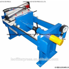Leo Filter Press small Capacity Small Filter Plate size Filter Press