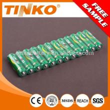 Heavy Duty batterie R6 utilisées dans les jouets 60pcs/boite OEM de bonne qualité et meilleur prix