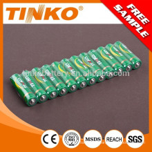 Heavy Duty Battery R6 used in toys 60pcs/box OEM with good quality and best price