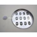 12W precio de fábrica IP65 integrado todo en una luz de calle solar del LED