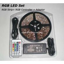Bande lumineuse flexible à LED RVB