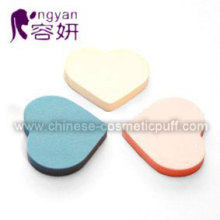 Heart Shape Latex Sponge