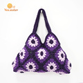 Elegance Handmade Lady Shoulder Crochet Handbags