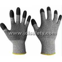 Cut Resistant Work Glove with Dots (SD8036)