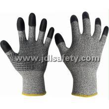 Вырезать устойчивость работы перчатку с точками (SD8036)