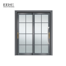 Factory price mirror sliding door for toilet philippines price and design