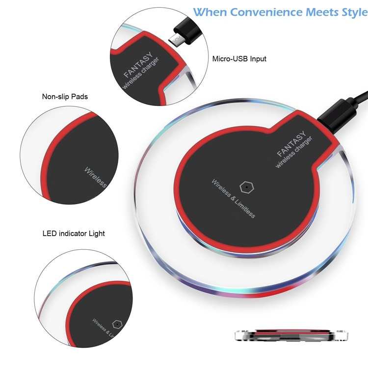Companies Wireless Charger