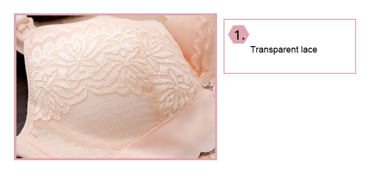 Women nursing bra-product detail