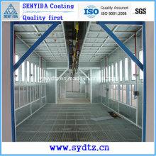 Máquina de recubrimiento en polvo caliente / Línea de pintura en aerosol (Equipo de pintura)