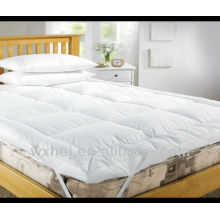 100% polyester filling high quality quilted hotel matress cover