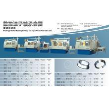 Máquina automática de amoladora de rodamientos CNC súper acabado