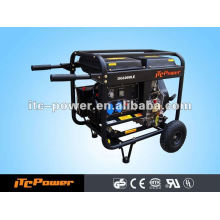 ITC-Power Air-cooledconsumption and noise Diesel Generator(5kVA) home