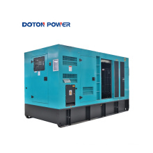 Big Power Slient 100KVA Battery 100% Copper Wire 80KW Diesel Generator