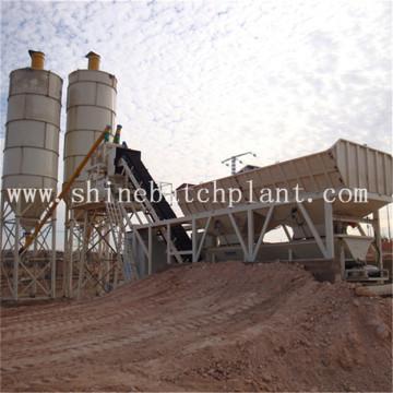 Planta mezcladora de concreto de segunda mano