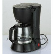 4-6 чашек Дешевые стеклянные банки Портативный капельный кофеварки