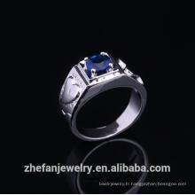 bijoux zhefan mini commande 18K BLANC OR RING FASHION MARIAGE BAGUE 14K OR MENS RING
