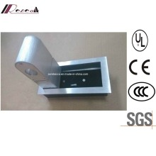 Aluminum 360 Degree Swivel Rotation Headboard LED Wall Lamp