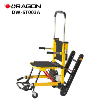 DW-ST003A Dragon Electric escalada silla de ruedas para personas mayores subir y bajar escaleras