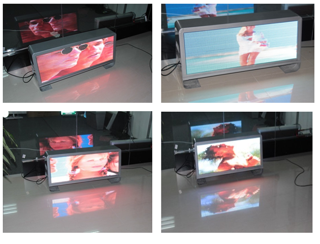 Led Display Panel For Advertising