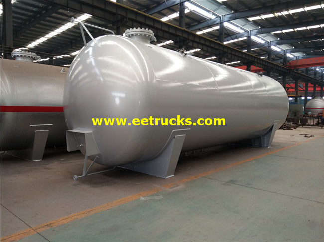 15000 Gallon Liquid Ammonia Bullet Tanks