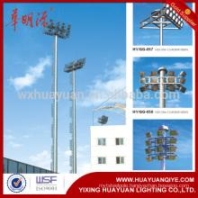 15m 30m street mast flood lighting poles