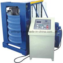 Máquina prensadora de chapa de acero (tipo vertical)