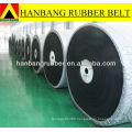 Cold-resistant conveyor belt