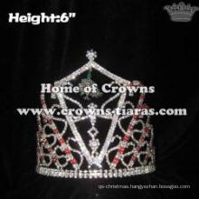 Christmas Tree Christmas Festival Pageant Crowns