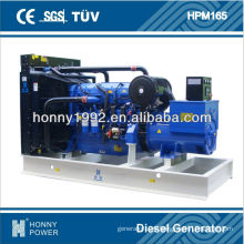 Lovol Engine 60Hz 120kW 150kVA Diesel Genset with Low Noise Canopy