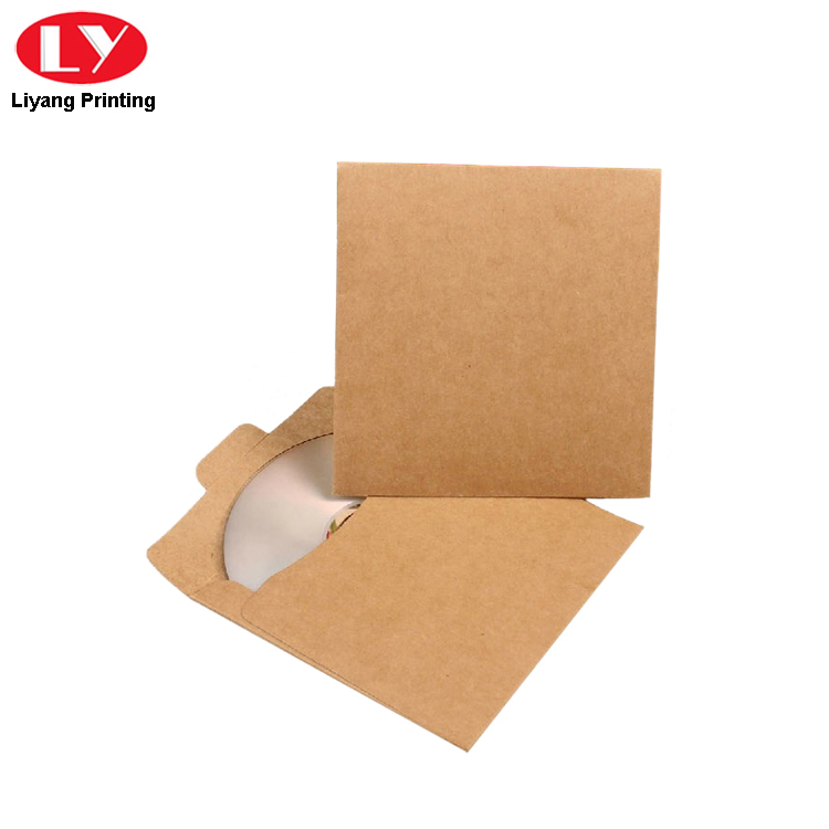 Kraft Envelope For Cd 2