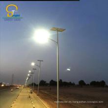 La venta superior La conservación de energía de alta potencia llevó la luz de calle solar al aire libre