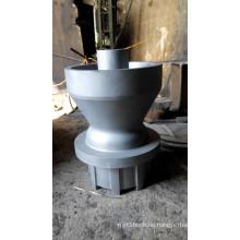 /Diffuser de tazones de bomba turbina vertical para generar electricidad
