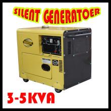 Silent Diesel Generator Set KDE6500T Silent Generator 5kVA